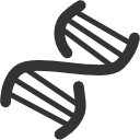 DNA helix icon